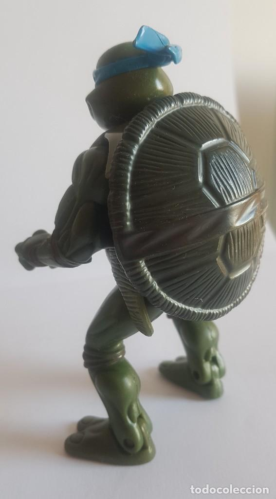 Figuras y Muñecos Tortugas Ninja: Tortuga ninja transformable LEONARDO. PLAYMATICS TOYS - Foto 2 - 247710620