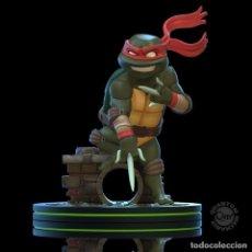 Figuras y Muñecos Tortugas Ninja: FIGURA RAPHAEL 15 CM - TEENAGE MUTANT NINJA TURTLES - Q-FIG. Lote 251368820