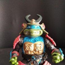 Figuras y Muñecos Tortugas Ninja: LEONARDO SAMURAI - TORTUGAS NINJA SERIE CLASICA- 1990 PLAYMATES - TMNT -. Lote 253632485