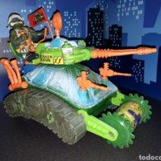 Figuras y Muñecos Tortugas Ninja: TMNT TORTUGAS NINJA TURTLE TANK TANQUE BANDAI. Lote 253752620