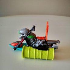 Figuras y Muñecos Tortugas Ninja: RARA MOTO DE LAS TORTUGAS NINJA 35 CM VIACOM CAMION TIPO BANDAI BUEN ESTADO EN GENERAL. Lote 254042020