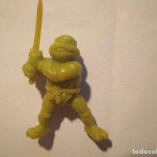 Figuras y Muñecos Tortugas Ninja: TORTUGA NINJA DUNKIN YOLANDA 1989. Lote 254261350