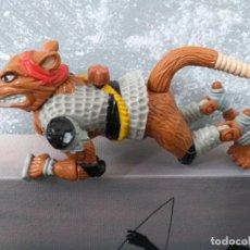 Figuras y Muñecos Tortugas Ninja: FIGURA DE ACCION SERIE TORTUGAS NINJA SPLINTER WACKY VINTAGE AÑOS 80 90 LEER DESCRIPCION. Lote 255431155
