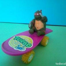 Figuras y Muñecos Tortugas Ninja: TORTUGA NINJA VINTAGE. Lote 257288400