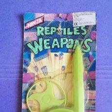 Figuras e Bonecos Tartarugas Ninja: ANTIGUO BLISTER ARMAS BOOTLEG TORTUGAS NINJA. Lote 260403570