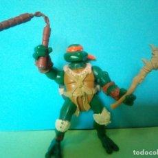 Figuras y Muñecos Tortugas Ninja: FIGURA TMNT TORTUGAS NINJA PALEO PATRULLA 2006. Lote 263192040
