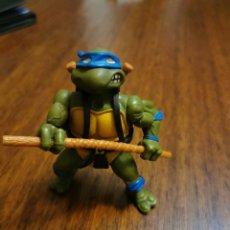 Figuras y Muñecos Tortugas Ninja: TORTUGA NINJA LEONARDO MIRAGES STUDIO 1988. Lote 263589880