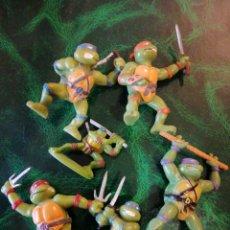 Figuras e Bonecos Tartarugas Ninja: LOTE TORTUGAS NINJA. Lote 266413053