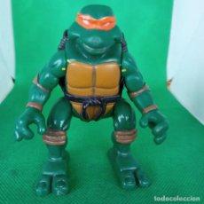 Figuras y Muñecos Tortugas Ninja: TORTUGA NINJA MICHELANGELO (TORTUGAS NINJA). PLAYMATES TOYS, 2004.. Lote 266647818