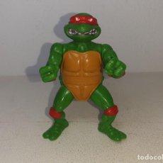 Figuras y Muñecos Tortugas Ninja: LAS TORTUGAS NINJA : ANTIGUO MUÑECO RAPHAEL - PLAYMATES - MIRAGE STUIDIOS AÑO 1988. Lote 269361243