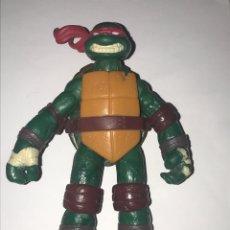 Figuras y Muñecos Tortugas Ninja: FIGURA TORTUGA NINJA RAPHAEL 2012 VIACOM. Lote 269699043