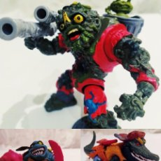 Figuras y Muñecos Tortugas Ninja: LOTE TORTUGAS NINJA, 100% COMPLETO, AÑOS 80, TMNT VINTAGE.. Lote 271812408