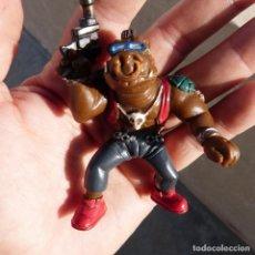 Figuras y Muñecos Tortugas Ninja: BEBOP DE GOMA TORTUGAS NINJA , MIRAGE ESTUDIOS , YOLANDA. Lote 275993128