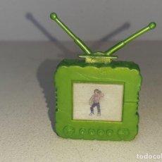 Figuras e Bonecos Tartarugas Ninja: LAS TORTUGAS NINJA : ACCESORIO TELEVISION VERNON BANDAI MIRAGE STUDIOS PLAYMATES TOYS AÑOS 80. Lote 276371048