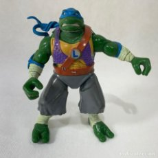 Figuras y Muñecos Tortugas Ninja: TORTUGAS NINJAS - LEONARDO - PLAYMATES TOYS AÑO 1997 - 11 CM. Lote 276705143