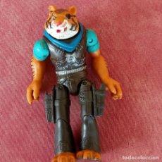 Figuras y Muñecos Tortugas Ninja: TORTUGAS NINJA TIGER CLAW TURTLES NICKELODEON.. Lote 277259123