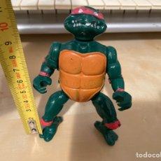 Figuras y Muñecos Tortugas Ninja: FIGURA DE ACCIÓN ARTICULABLE - BOOTLEG MADE IN CHINA - TORTUGAS NINJA MUY GROTESCA!!! RARÍSIMA!!!. Lote 278610888