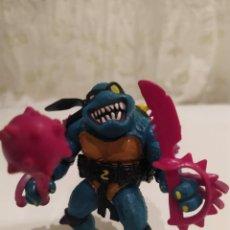 Figuras e Bonecos Tartarugas Ninja: SLASH, TORTUGAS NINJA , PLAYMATES, AÑOS 80/90, TMNT.. Lote 283444833
