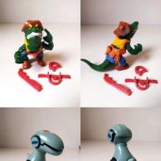 Figuras y Muñecos Tortugas Ninja: LOTE TORTUGAS NINJA , PLAYMATES, AÑO 1989, TMNT.. Lote 284200723