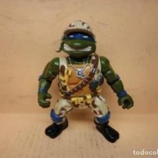 Figuras y Muñecos Tortugas Ninja: TMNT LEONARDO MILITARY LIEUTAENANT 1991 PLAYMATES. Lote 287110543