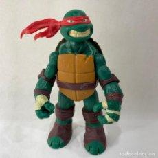 Figuras y Muñecos Tortugas Ninja: FIGURA RAPHAEL RAFAEL - 25CM. TORTUGAS NINJA SERIE TV - VIACOM PLAYMATES 2012 - TMNT. Lote 287343963