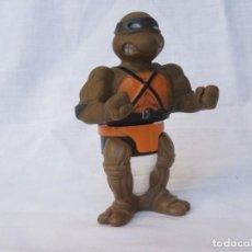 Figuras y Muñecos Tortugas Ninja: TORTUGA NINJA DE MIGUELAÑEZ. 1990. MIRAGE STUDIOS.. Lote 287781913
