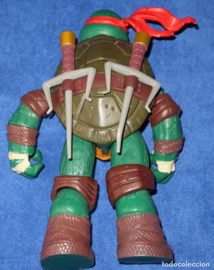 Figuras y Muñecos Tortugas Ninja: Raphael - Tortuga Ninja - Viacom International Inc (2012) - Foto 2 - 287961888