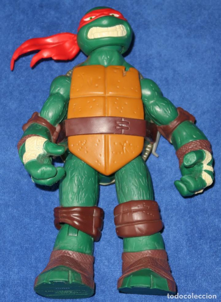 RAPHAEL - TORTUGA NINJA - VIACOM INTERNATIONAL INC (2012) (Juguetes - Figuras de Acción - Tortugas Ninja)