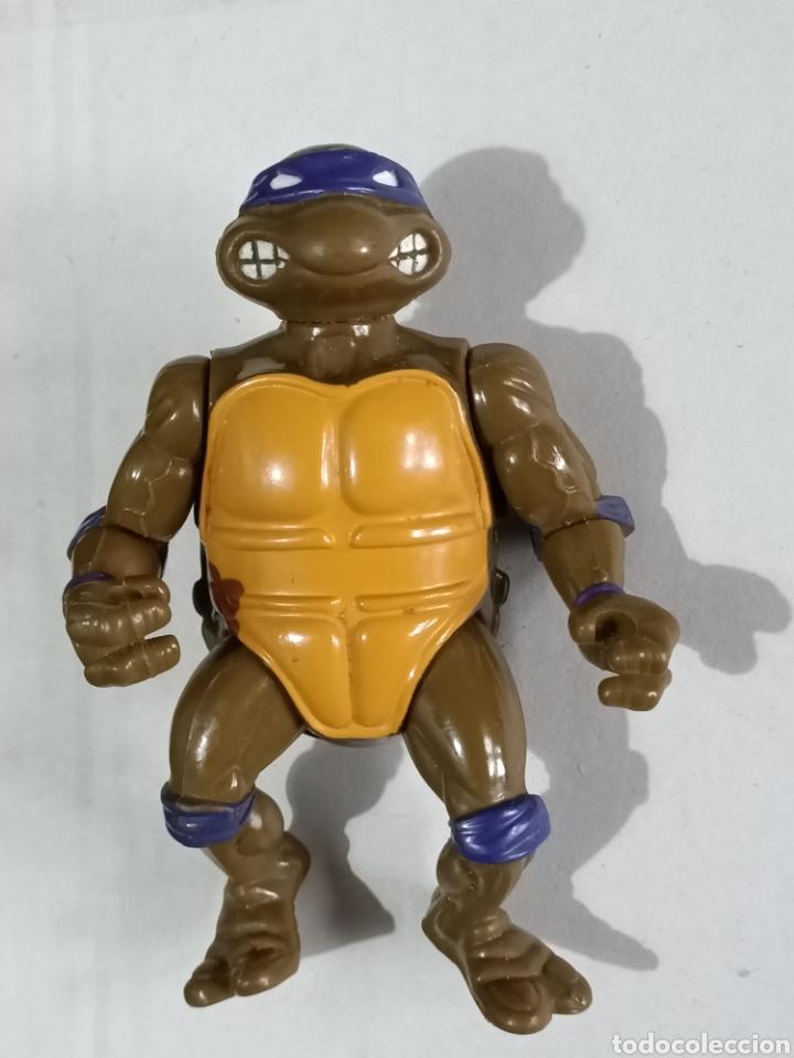 TORTUGA NINJA DONATELLO (Juguetes - Figuras de Acción - Tortugas Ninja)