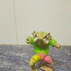 Figuras y Muñecos Tortugas Ninja: NAPOLÉON BONAFROG 1987 TORTUGAS NINJA 10CM. Lote 289782528