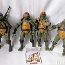 Figuras y Muñecos Tortugas Ninja: PACK TORTUGAS NINJA. Lote 290022083