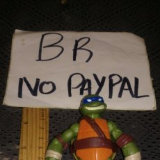 Figuras y Muñecos Tortugas Ninja: TORTUGA NINJA ARTICULADA VÍACON FIGURA MUÑECO SE ENVÍA LO Q SE VE EN LA FOTO. Lote 290135268