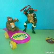 Figuras y Muñecos Tortugas Ninja: LOTE FIGURAS TORTUGAS NINJA. Lote 290236808