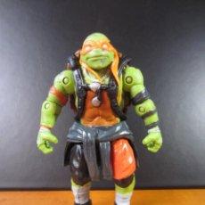 Figuras y Muñecos Tortugas Ninja: MICHELANGELO (TEENAGE MUTANT NINJA TURTLES - OUT OF THE SHADOWS) (PLAYMATES 2015). Lote 294506993