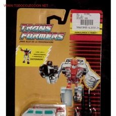 Figuras e Bonecos Transformers: TRANSFORMERS AUTOBOT PROTECTOBOT FIRST AID. Lote 127264840