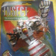 Figuras y Muñecos Transformers: INSECT TRANSFORMATION EN BLISTER. Lote 27132733