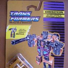 Figurines et Jouets Transformers: TRANSFORMERS COMBATICON DECEPTICON SWINDLE. Lote 219024131