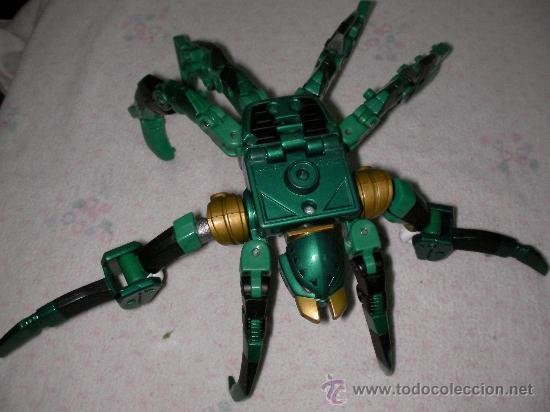TRANSFORMER ARAÑA (Juguetes - Figuras de Acción - Transformers)