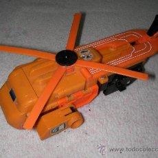 Figuras y Muñecos Transformers: ANTIGUO TRANSFORMERS HELICOPTERO. Lote 22777766
