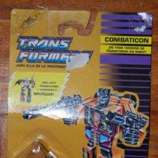Figuras y Muñecos Transformers: TRANSFORMERS COMBATICON DECEPTICOM SWINDLE. Lote 27057692