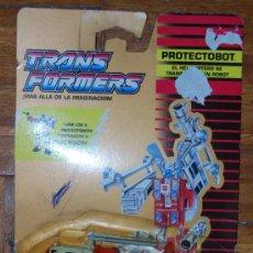 Figuras y Muñecos Transformers: TRANSFORMERS AUTOBOT PROTECTOBOT BLADES. Lote 27057694