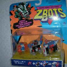 Figuras y Muñecos Transformers: BLISTER LINKBOTS ZBOTS SUPER ROBOTS MACHINES CONECTALOS Y CREA UN ROBOT DEVORADOR. Lote 23917511