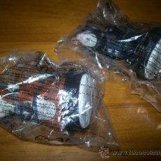 Figuras y Muñecos Transformers: LOTE DE 2 FIGURAS PELICULA G-FORCE - GUINEA PIGS - PRECINTADOS - CON BASE. Lote 24110824