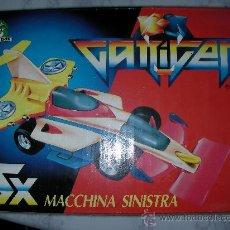 Figuras y Muñecos Transformers: TRANSFORMERS GATTIGER SX MACCHINA SINISTRA NUEVO DE TIENDA. Lote 26030763