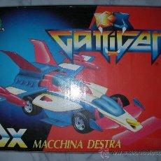 Figuras y Muñecos Transformers: TRANSFORMERS GATTIGER DX MACCHINA DESTRA NUEVO DE TIENDA. Lote 26030797