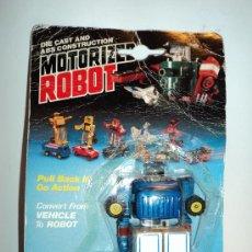 Figuras y Muñecos Transformers: TRANSFORMERS MOTORIZED ROBOT, CAMIÓN DE CARGA.. Lote 26643123