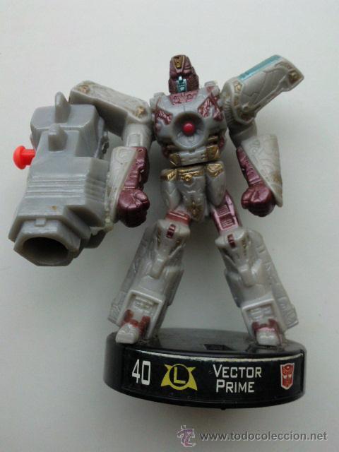 FIGURA TRANSFORMERS - VECTOR PRIME (Juguetes - Figuras de Acción - Transformers)