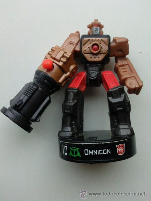 FIGURA TRANSFORMERS - OMNICON (Juguetes - Figuras de Acción - Transformers)