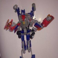 Figuras y Muñecos Transformers: .TRANSFORMERS.OPTIMUS PRIME.ROBOT GIGANTE.CON VOZ ORIGINAL..AÑOS 80. Lote 27235292