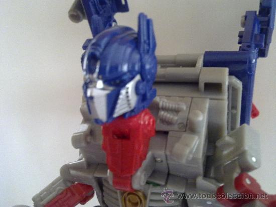Figuras y Muñecos Transformers: .TRANSFORMERS.OPTIMUS PRIME.ROBOT GIGANTE.CON VOZ ORIGINAL..AÑOS 80 - Foto 4 - 27235292